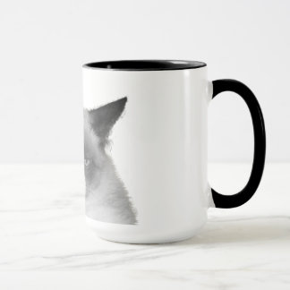 Grumpy Cat Mug (No Text)
