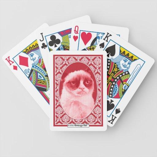 Grumpy Cat™ Playing Cards
