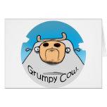 Grumpy Cow Cards