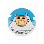 Grumpy Cow Post Cards