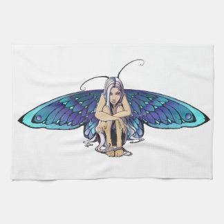 Grumpy fairy towels