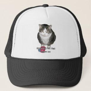 grumpy cat hats caps zazzle ca. Black Bedroom Furniture Sets. Home Design Ideas