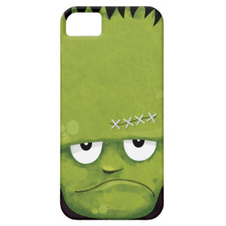 Grumpy Frankenstein iPhone 5 Cases