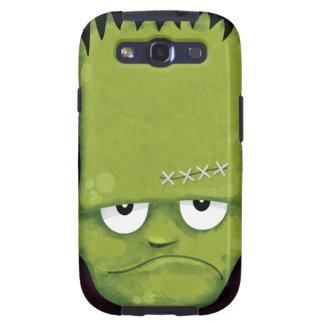 Grumpy Frankenstein Samsung Galaxy S3 Case