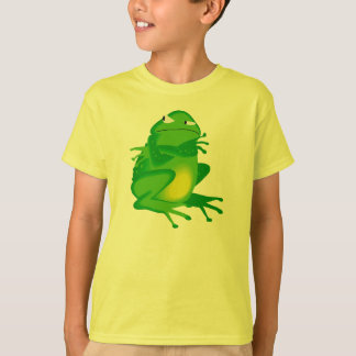 GRUMPY FROG Hanes Tagless ComfortSoft® T-Shirt