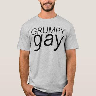 grumpy gay T-Shirt