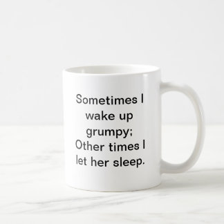 Grumpy her mug