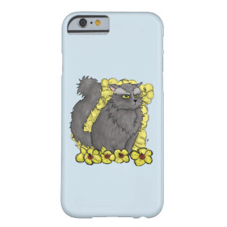 Grumpy Kitty Phone Case