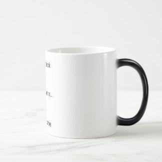 grumpy mornin' morphing mug