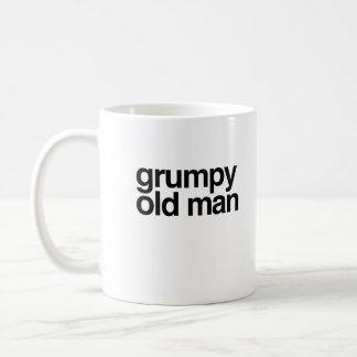 Grumpy Old Man Funny Sarcastic Gag Gift Coffee Mug