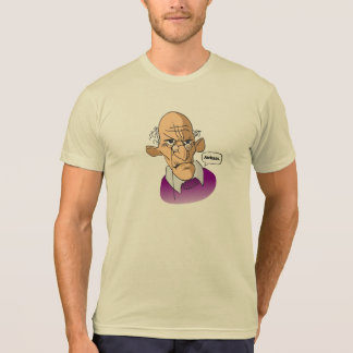 "Grumpy old man ""Jackass"". T-Shirt"