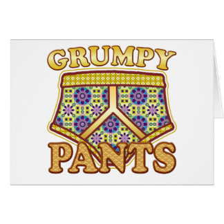 Grumpy Pants v2 Card