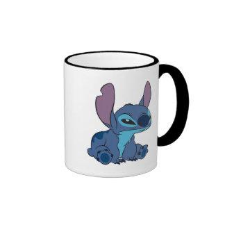 Grumpy Stitch Ringer Mug