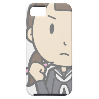Grumpy Student Case For The iPhone 5
