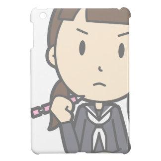 Grumpy Student iPad Mini Cases