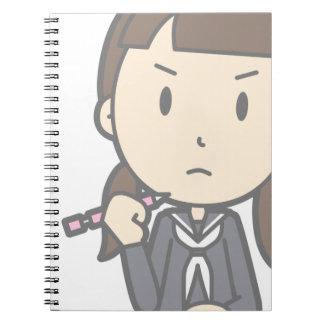 Grumpy Student Notebook