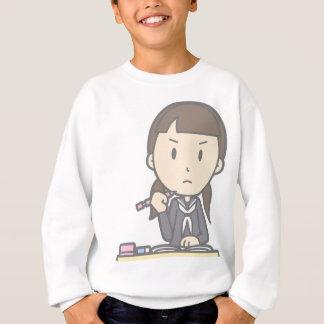 Grumpy Student Sweatshirt