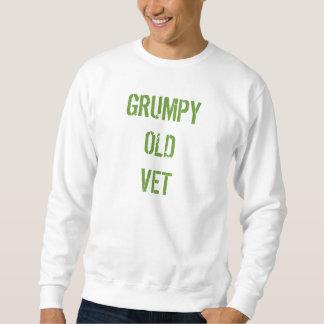 "Grumpy Vets ""GRUMPY OLD VET"" Sweatshirt"
