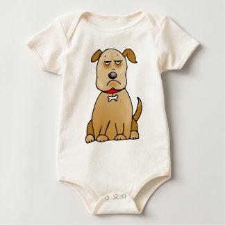 grumpydog baby bodysuit