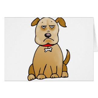 grumpydog card