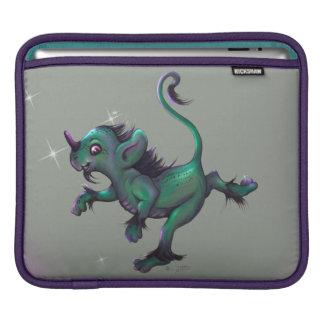 GRUNCH ALIEN MONSTER iPad H iPad Sleeves