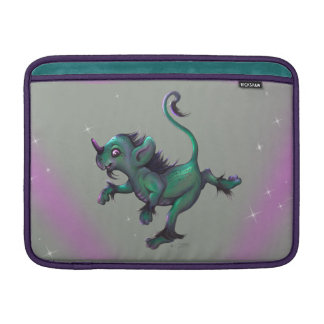 GRUNCH ALIEN MONSTER Macbook Air 13 onz H MacBook Sleeve