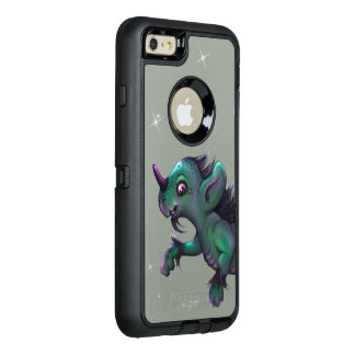 GRUNCH ALIEN OtterBox Apple iPhone 6 Plus DEFENDER