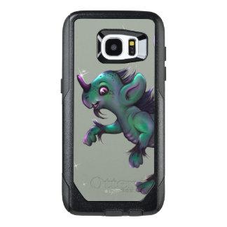 GRUNCH ALIEN OtterBox Samsung Galaxy S7 Edge   C