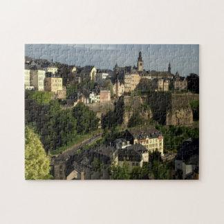 Grund, Luxembourg Jigsaw Puzzle