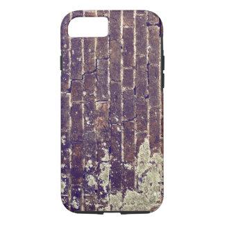 grundge urban brick wall design iPhone 7 case