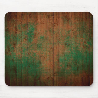 grundgy worn wood background mouse pads
