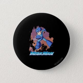 Grunge 2 Inch Round Button