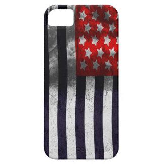 Grunge 4ème de drapeau américain de StellaRoot Coque Case-Mate iPhone 5