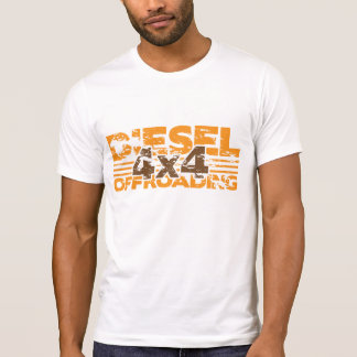 Grunge 4x4 Diesel T-Shirt