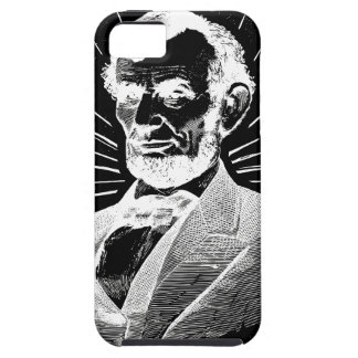 grunge abraham lincoln iPhone 5 covers