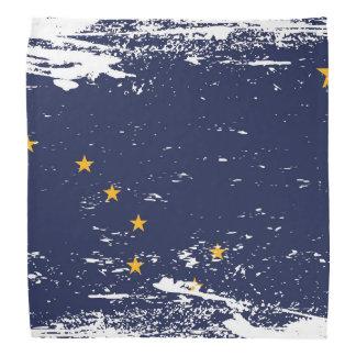 Grunge Alaska Flag Do-rag
