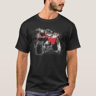 Grunge All Terrain Cycle (ATC) Offroad 3 Wheeler T-Shirt