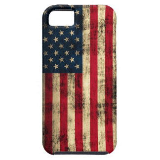 Grunge American Flag Case-Mate Vibe iPhone 5 Case