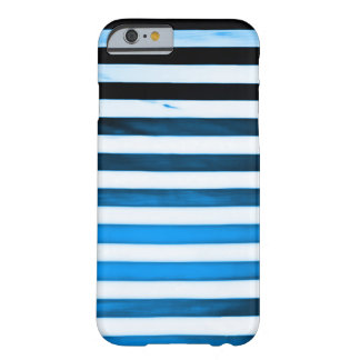 Grunge Anthem Stripes Art Nouveau Barely There iPhone 6 Case