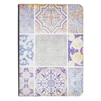 Grunge antique vintage chic elegant pattern mix kindle touch cover