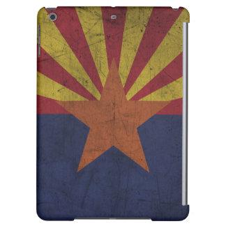 Grunge Arizona Flag iPad Air Cases