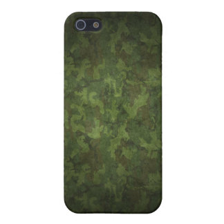 Grunge Army Green Military Camouflage iPhone 5 Cover