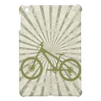 Grunge bike cover for the iPad mini