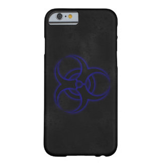 Grunge Biohazard Barely There iPhone 6 Case