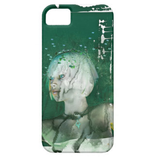 Grunge Blonde iPhone Case
