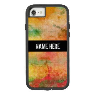Grunge Bokeh Style Pattern Case-Mate Tough Extreme iPhone 8/7 Case