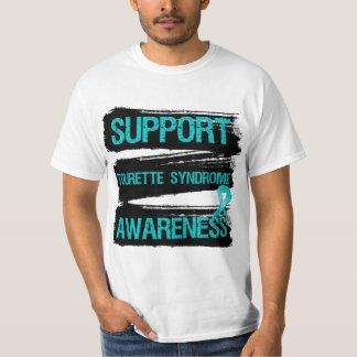 Grunge - conscience de syndrome de Tourette de T-shirts