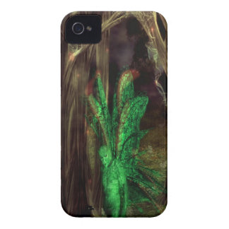 Grunge Fairy iphone 4/4s Barely There Case-Mate Case-Mate iPhone 4 Cases