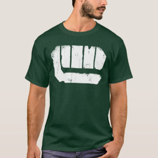 Grunge Fist (light) T-Shirt