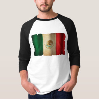 Grunge Flag of Mexico... T-Shirt